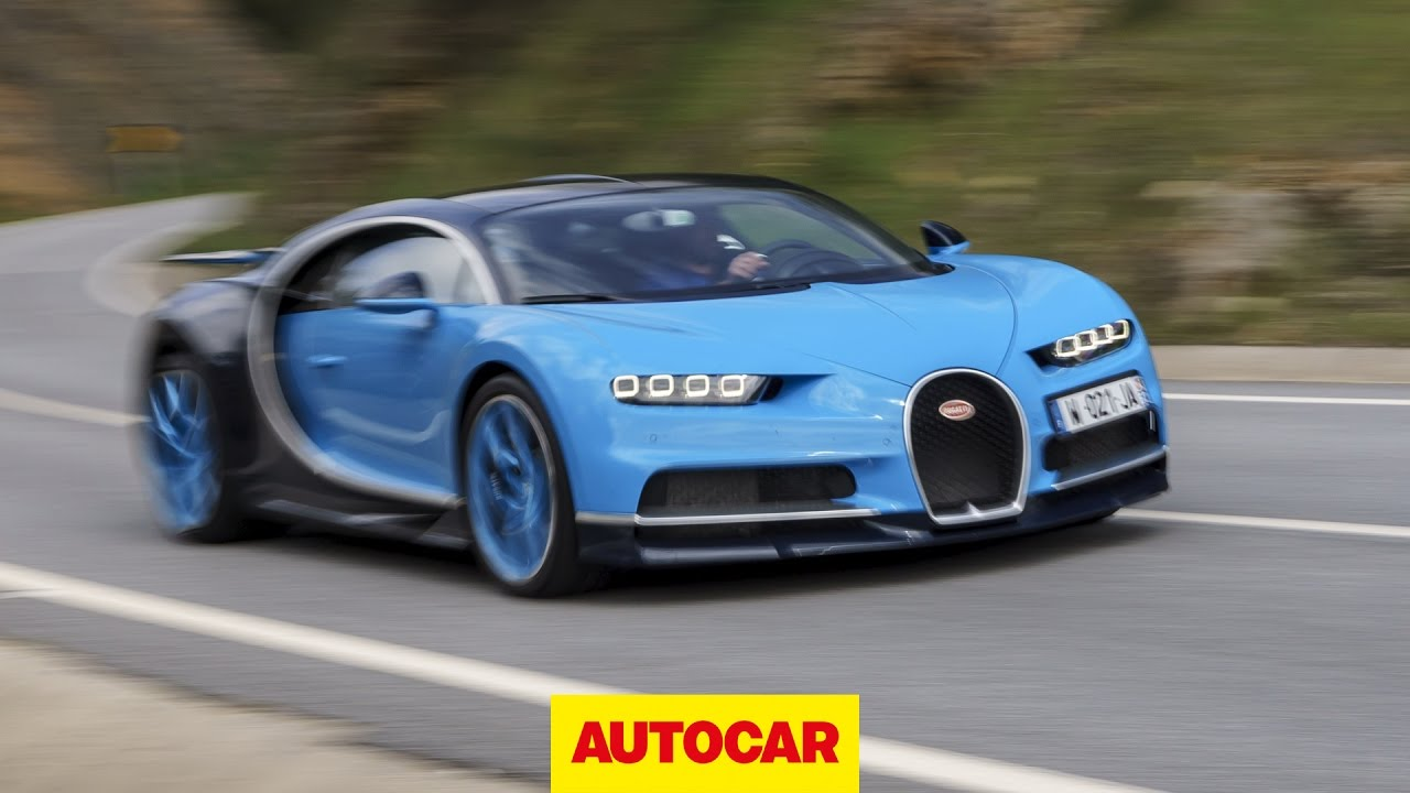Bugatti Chiron Review Bugatti S New 261mph Hypercar Tested