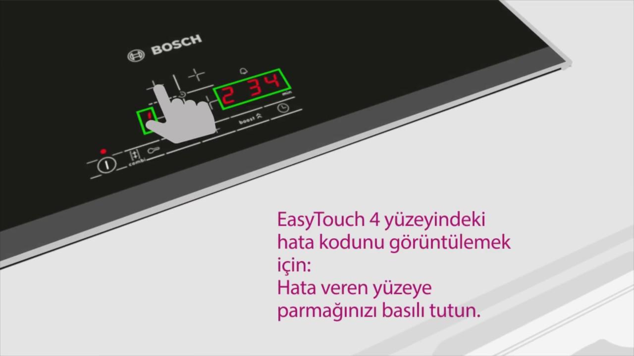Bosch Fırın Hata Kodları 👍 - Ev hacks Eylül 2019)