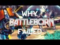 Why BattleBorn Failed