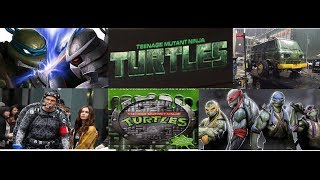Teenage Mutant Ninja Turtles HD Trailer2014.Черепашки-ниндзя  HD Трейлер 2014