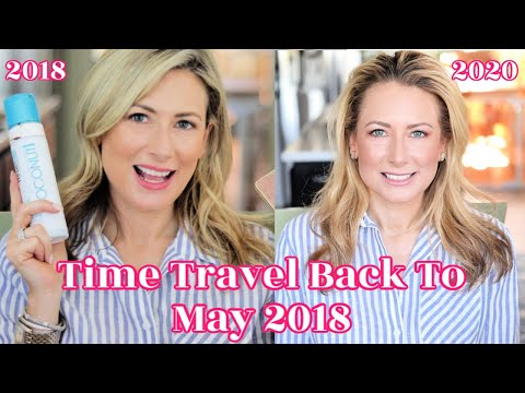 Time Travel Back to May 2018   Revisiting Monthly Favorites   MsGoldgirl