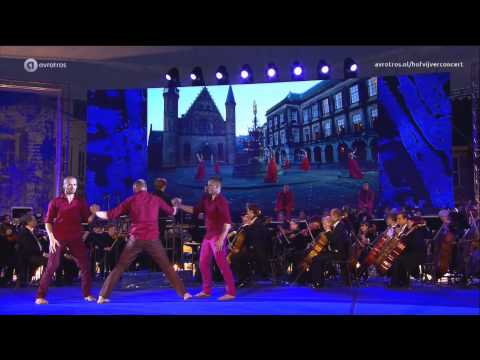 Stravinsky: Helledans uit De Vuurvogel - Hét Hofvijverconcert 2015