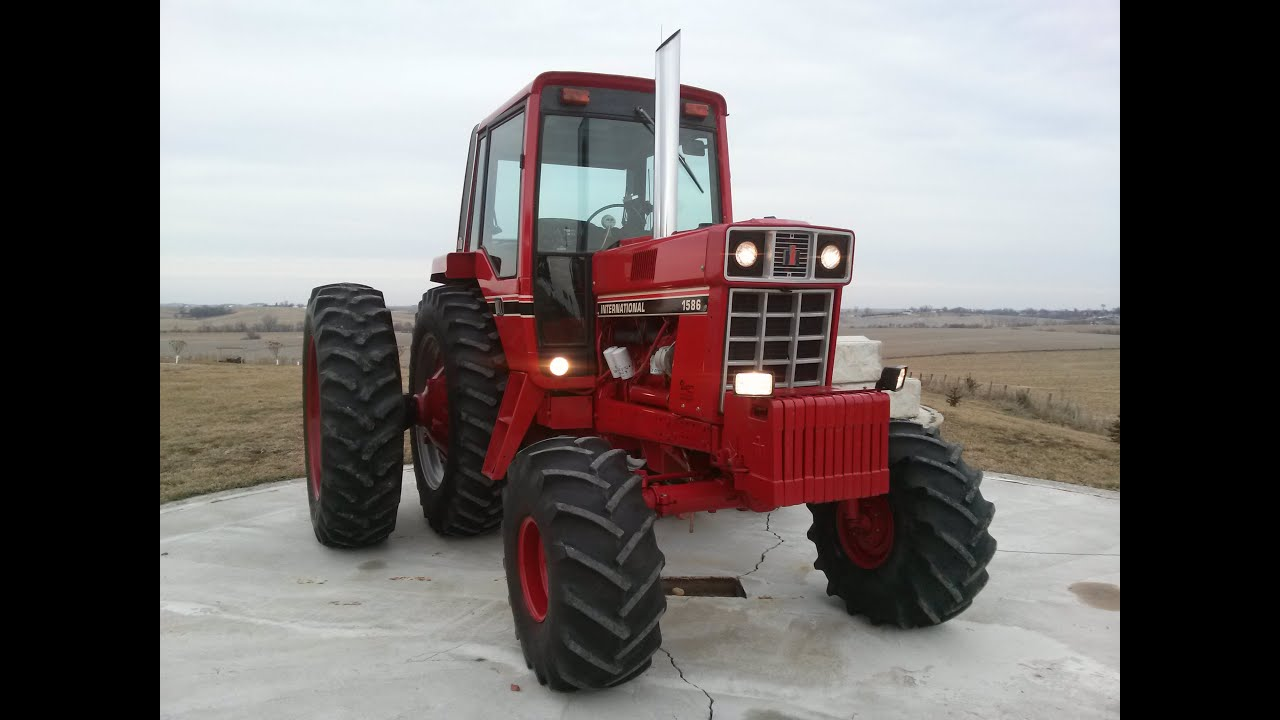 IH 1586 MCV Tractor Problems Bing images