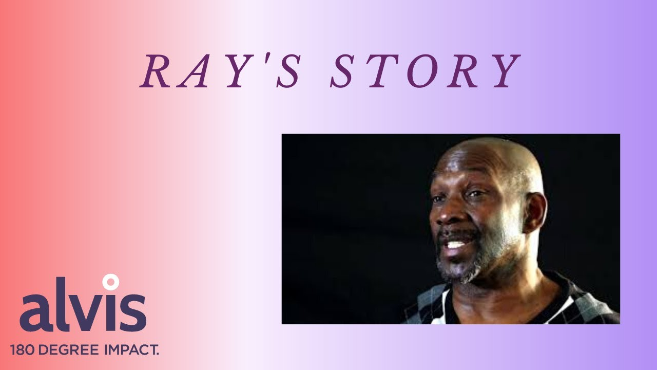 Change The Story: Ray's Story