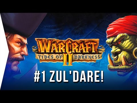 Warcraft 2 ► #1 ZUL'DARE - Tides Of Darkness Orc Campaign - [Nostalgic RTS GOG Gameplay]
