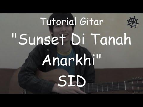 Belajar Akustik Gitar (Sunset Di Tanah Anarki - Superman Is Dead)