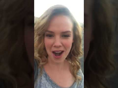 Abbie Cobb Special Message to ARTS Family!