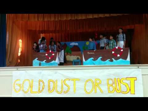 Alina Nunez - Gold Dust Or Bust