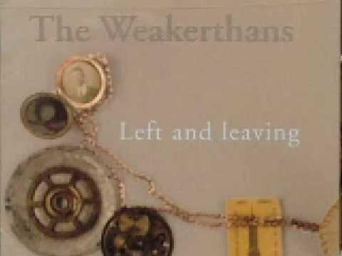 The Weakerthans- Pamphleteer (with lyrics)