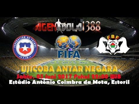 #Friendly International  2017 - Chile vs Burkina Faso Full match (HD)