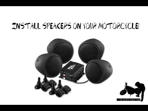 How to Install Boss Audio Bluetooth Speakers On Your
