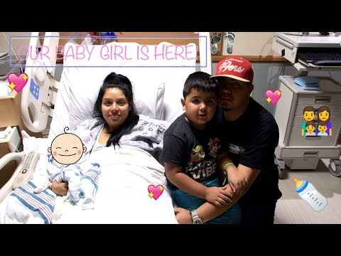 LABOR & DELIVERY || JAY MEETS HIS SISTER FOR THE FIRST TIME !