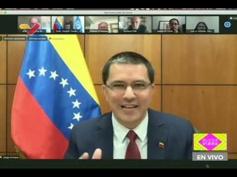 """Foro sobre """"sanciones"""" o medidas coercitivas unilaterales contra Venezuela, con expertos de la ONU"""