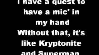 A tribe called quest award tour lyrics