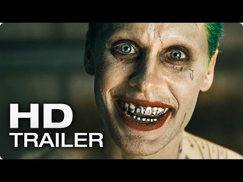 SUICIDE SQUAD Trailer German Deutsch (2016) streaming vf