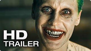 SUICIDE SQUAD Trailer German Deutsch (2016)