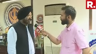 Manjinder Singh Sirsa Speaks Exclusively To Republic Tv Over Sacred Games 2 Controversy