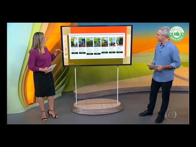 Globo Rural - Aplicativo de Cartilhas do Senar