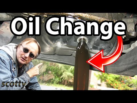 How to Change Oil Correctly - Car Repair with Scotty Kilmer
