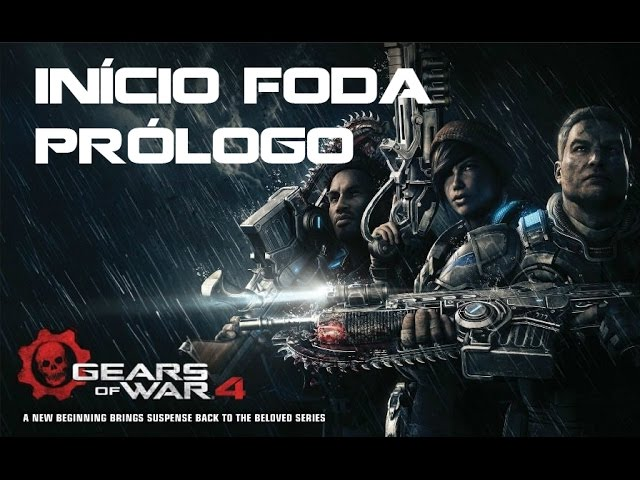 Gears of War 4 prólogo - gameplay no PC