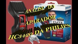 Cortador de cabelo HC3420 3000 Philips