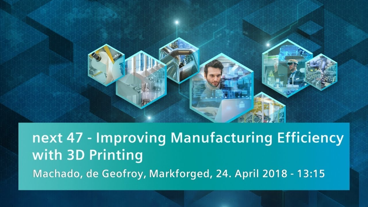 Improving Manufacturing Efficiency with 3D Printing