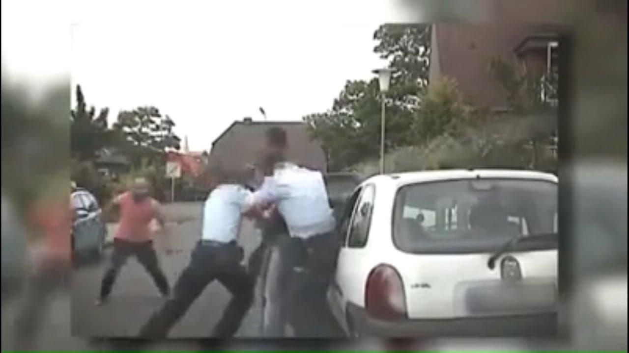 Polizistin VerprГјgelt