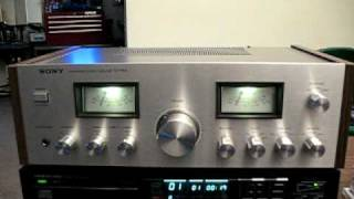 Sony TA-F4A Amp