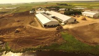 Best of 2015! - Farm Expansion - Dairy Farming in Canada