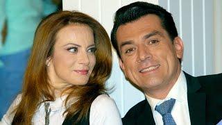 Jorge Salinas y Silvia Navarro llevan una relación más allá de la novela
