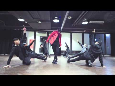周湯豪 NICKTHEREAL《TURN UP》官方舞蹈版 Dance Performance Video