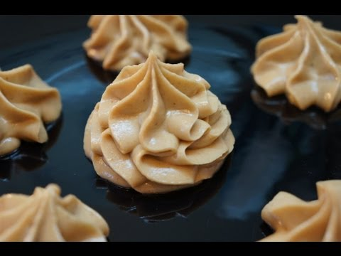 recette-facile-et-rapide-de-crème-au-beurre-de-cacahuète-cream-recipe-peanut-butter: