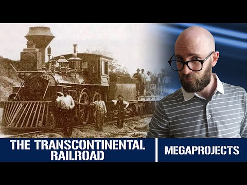 The Transcontinental Railroad: The Track That Built America