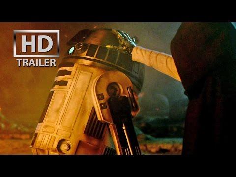 4K: Star Wars The Force Awakens |official full trailer (2015) Daisy Ridley Adam Driver Oscar Isaac