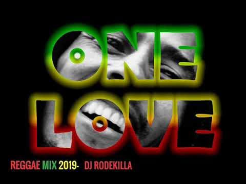 Reggae Mix 2019 Dj Rodekilla Sizzla Jah Mason Richie