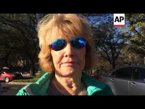 In Texas Primary, Trump on Voter's Minds