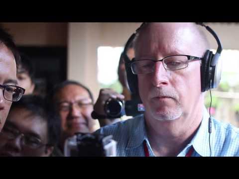 INDONESIA Filmmaker Workshops w/ Craig D. Forrest