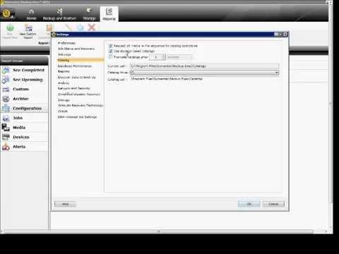 Backup exec 2012 exchange 2010 updating catalogs