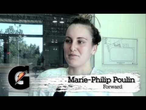 Marie-Philip Poulin: Hockey Gold Medalist
