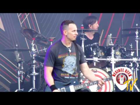 Alter Bridge - Open Your Eyes: Live at Sweden Rock Festival 2017