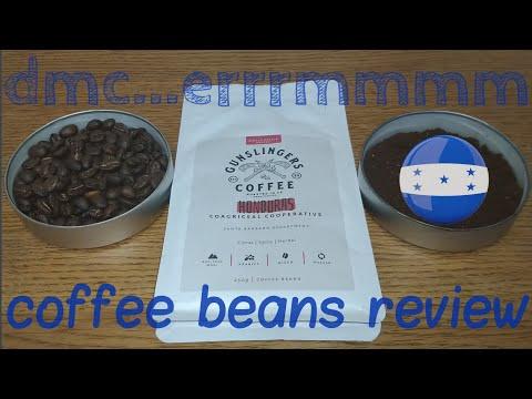 Gunslingers Coffee Honduras Coffee Beans Review.