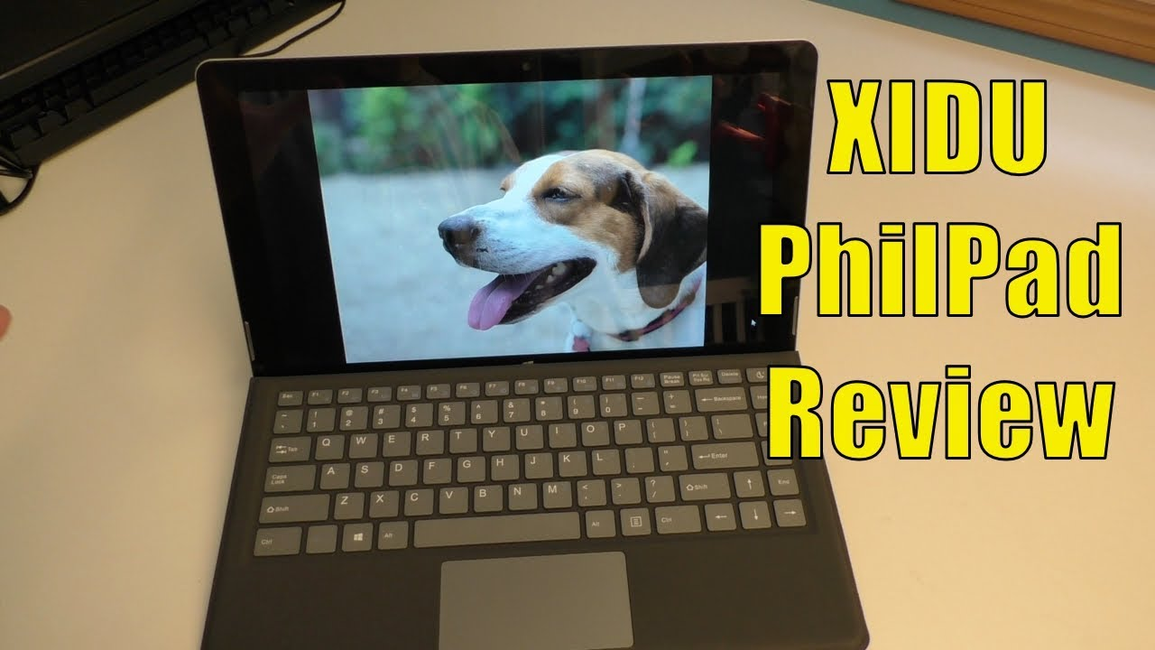 XIDU PhilPad 13 3` 2-in-1 Tablet Laptop - FULL REVIEW