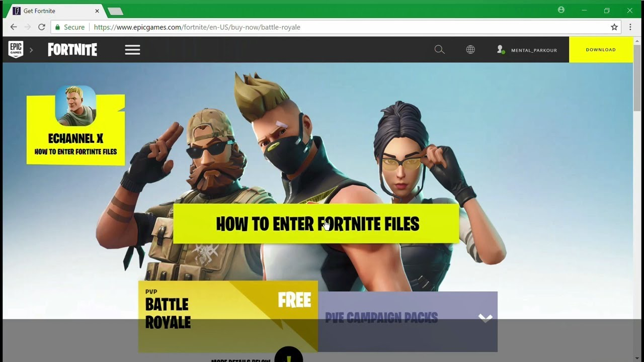 How to edit Fortnite Files NO CODE