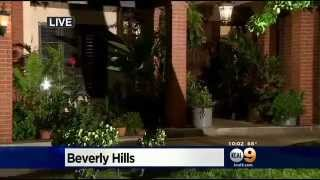 New Details Emerge In Scary Beverly Hills Home Invasion