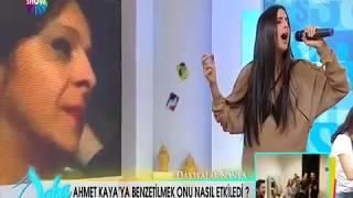عايده مشرف تركيا اغنيه التمرد