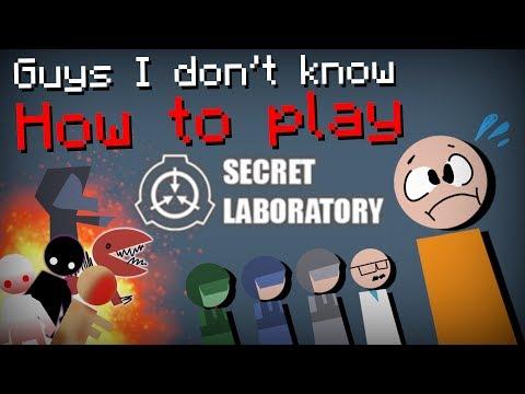 Starters Guide to SCP Secret Laboratory