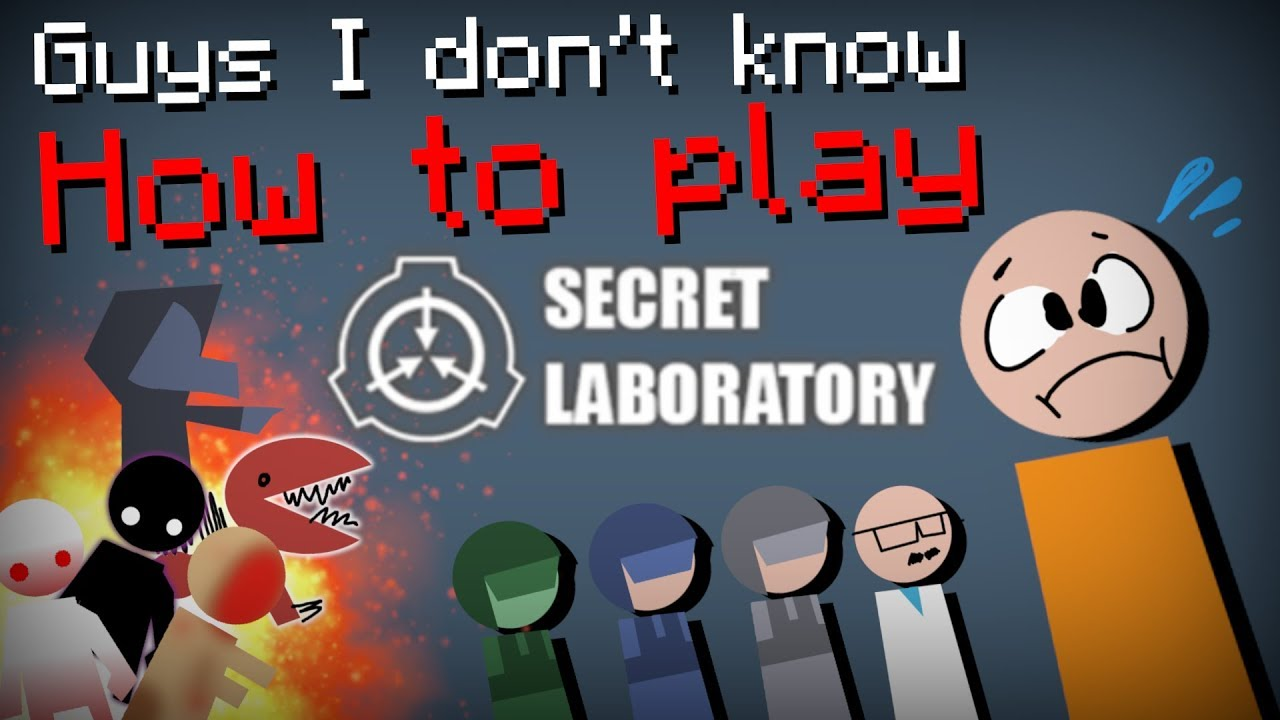 Starters Guide to SCP Secret Laboratory