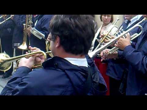 Llamada de la embajada de Biar por la Unió Musical Valladina ( 2 )