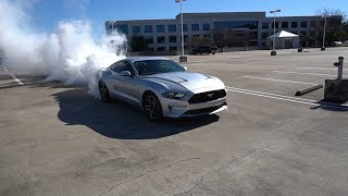 Why I love the new Mustang GT with 10 speed Automatic