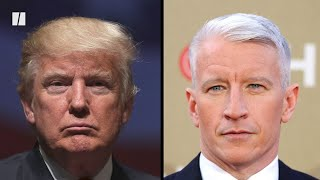 Anderson Cooper Drops Coronavirus Truth Bomb On Donald Trump